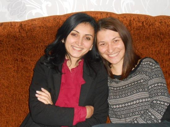 Layla and Nani